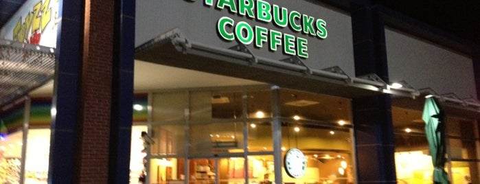 Starbucks is one of Restaurant-Cafe.