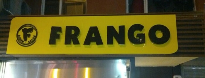 Frango is one of MenümNette - İstanbul Mekanları.