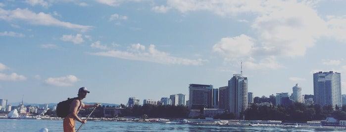 Открытое море is one of Orte, die Павел gefallen.