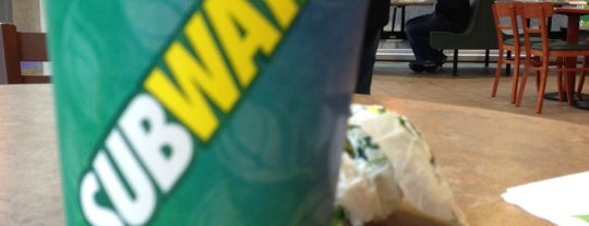 Subway is one of Belfast travel❤️.