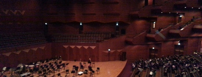 Seoul Arts Center Concert Hall is one of Guide to 서울특별시's best spots.