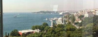 Vogue is one of İstanbul'un En Güzel Terasları.