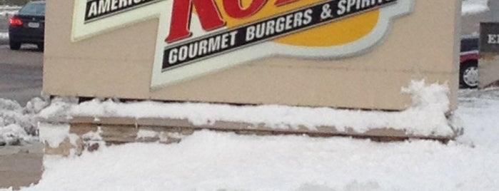 Red Robin Gourmet Burgers and Brews is one of O que fazer nas Quad Cities.