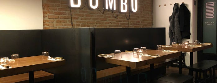 Dumbo Burger & Lobster is one of Posti che sono piaciuti a Tony.