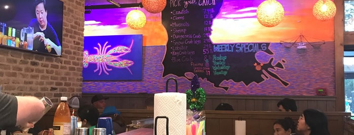 BOIL Seafood House is one of NOLA Eats.