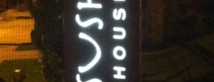 Sushi House is one of Belo Horizonte.