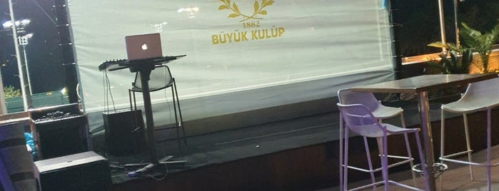 Buyuk Kulup Sunset Restaurant is one of Tempat yang Disukai Mujdat.