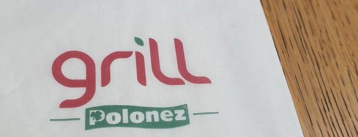 Grill Polonez is one of et ~ mangal ~ ocakbaşı vs.
