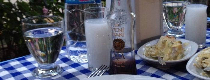 Gar Restaurant - Mythos is one of yenilesii.