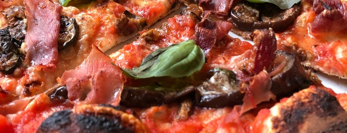 Pizzeria No. 900 is one of Montreal.