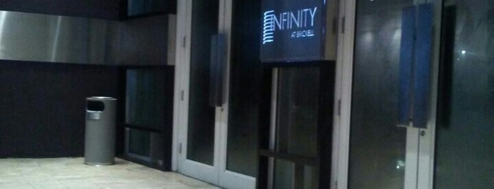 Infinity is one of Tempat yang Disukai Patty.