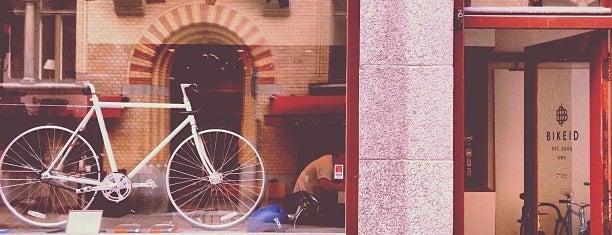 Bike Sweden is one of Posti salvati di Dera.
