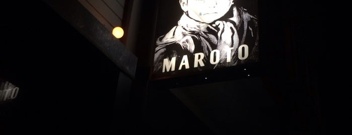 Maroto Bar is one of Munich.