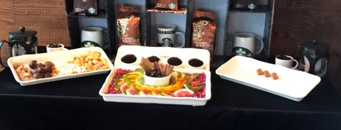 Starbucks is one of MAQ'ın Beğendiği Mekanlar.