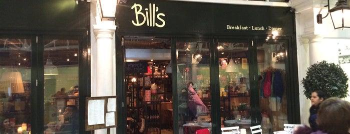 Bill's Restaurant is one of Lieux qui ont plu à MAQ.