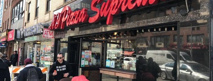 New York Pizza Suprema is one of MAQ'ın Beğendiği Mekanlar.