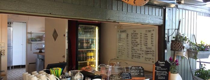 Fjällgatans Kaffestuga is one of Lieux qui ont plu à MAQ.