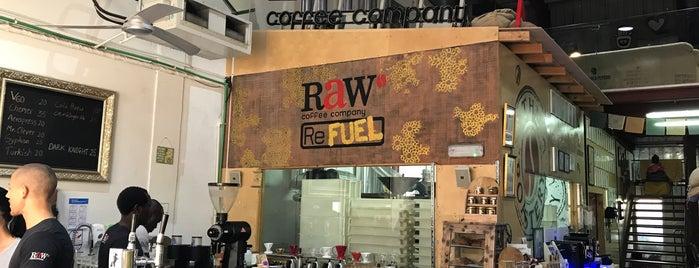 RAW Coffee Company is one of Lieux qui ont plu à MAQ.