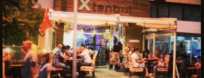 Xtanbul Cafe is one of My list ;).