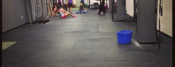 Crossfit 416 is one of Crossfit All Over the World.