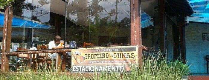 Tropeiro de Minas is one of Minha experiência gastronômica II.