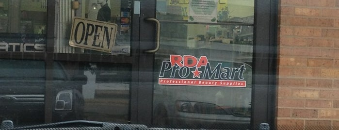 RDA Pro*Mart is one of Locais curtidos por Alisha.