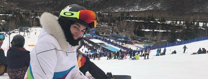 Golden Peak is one of US Ski Team Tips.