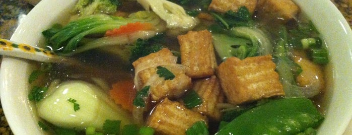 Infuzions  Thai & Vietnamese Restaurant is one of Vegan Options in Sarasota, Bradenton SRQ.