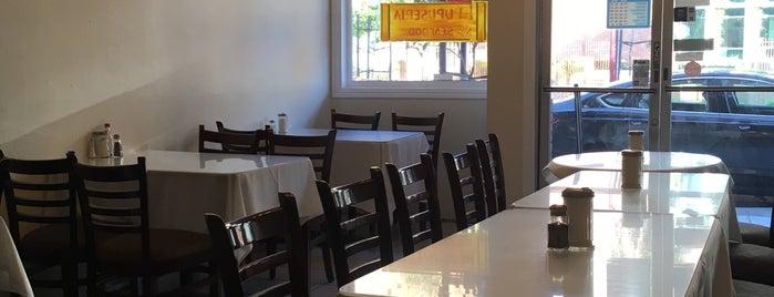 La Paz Restaurant Pupuseria is one of Potrero Hill/East Mission Stuffz.