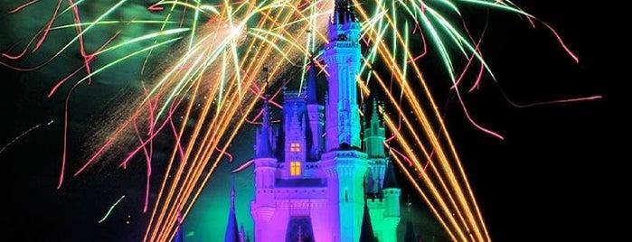 Magic Kingdom® Park is one of Walt Disney World.