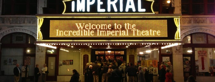 Imperial Theatre is one of Rebecca's Liked Places.