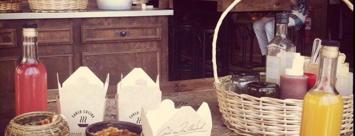 Carlo Cocina - Mercado Gourmet is one of Bares, restaurantes y otros....