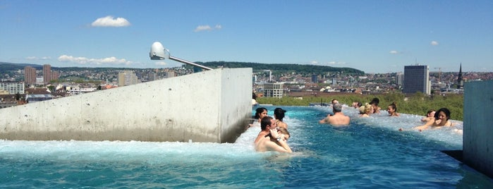 Thermalbad & Spa is one of Zurich.