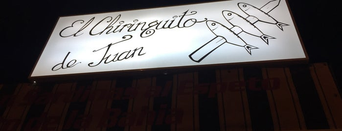 El Chiringuito De Juan is one of Food & Drink to check out.