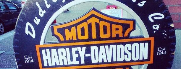 Harley Davidson San Francisco is one of Outsidelands.