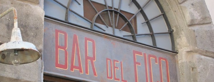 Bar del Fico is one of Mi Roma querida.