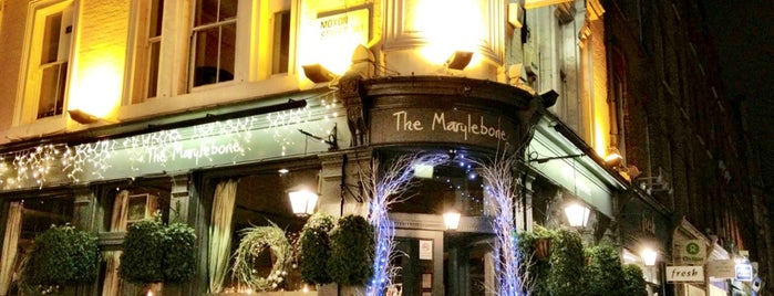 The Marylebone is one of My London spots....