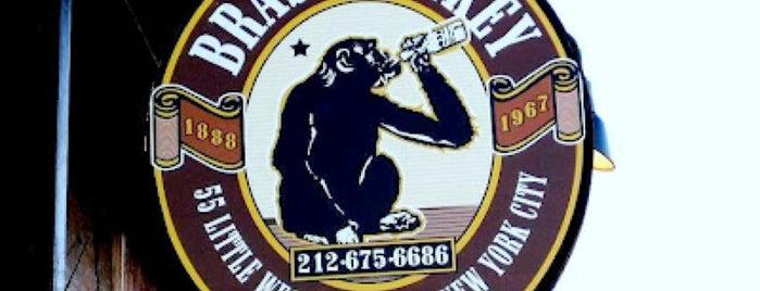 Brass Monkey is one of Manhattan Favorites.