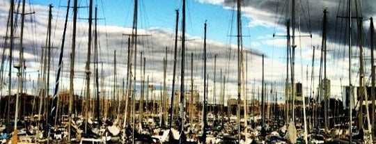 OneOcean Port Vell Barcelona is one of BARCELONA :: Best of BCN.