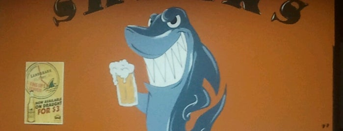 Shark's Saloon & Grill is one of Bars.