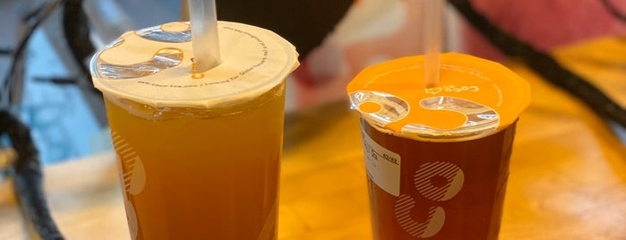 CoCo Fresh Tea & Juice is one of Coffee, Dessert, Tea.