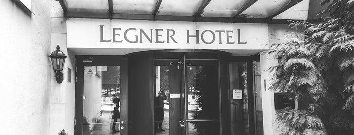 Legner Hotel – Lesní lázně Zvánovice is one of สถานที่ที่ Veronika ถูกใจ.