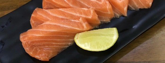 Sushi Tengoku is one of Faradina : понравившиеся места.