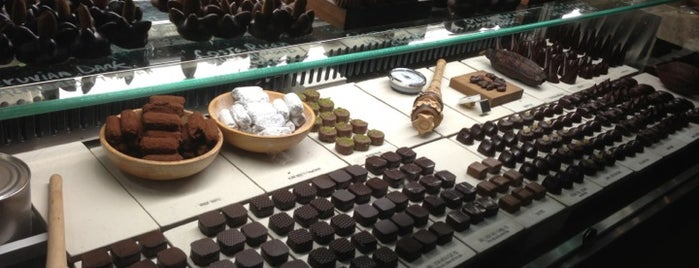 SOMA chocolatemaker is one of TORONTO.