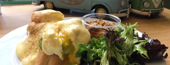 Cafe Morey's Diamond Head is one of Your Place Corner.