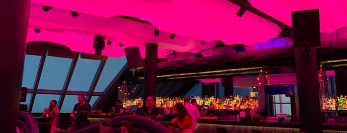 W Lounge is one of Barcelona.