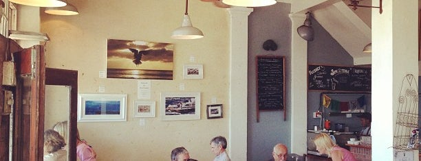 Olympia Café & Deli is one of South Africa.