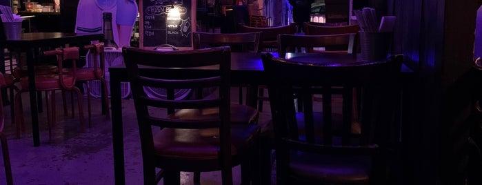 Jjan is one of LA bars.