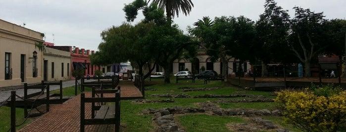 Plaza Manuel Lobo is one of Conhecidos.
