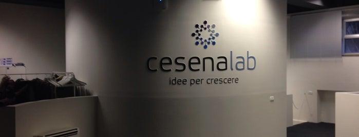 CesenaLab is one of Locais curtidos por gallizio.